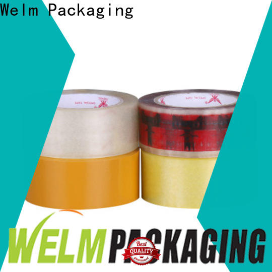 Welm personalized custom printable labels manufacturers for gifts
