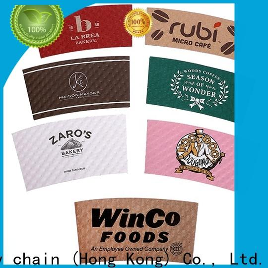 Welm logo catering box with color printed food grade material for gift