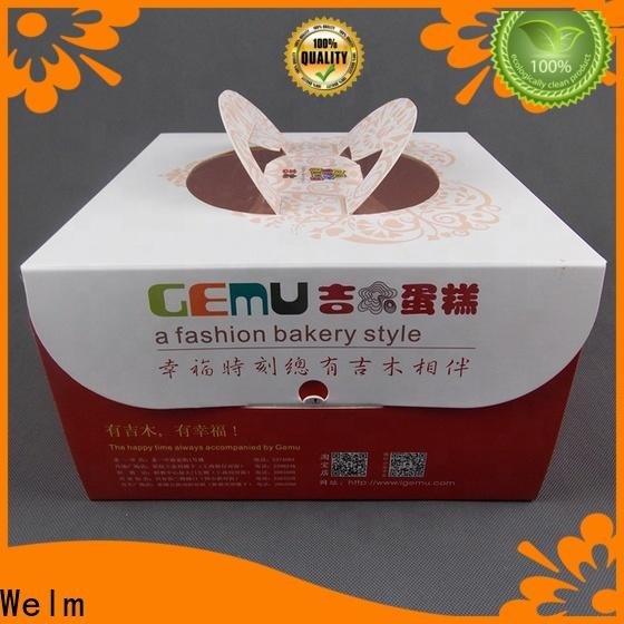 Welm logo where to buy food packaging supplies with color printed food grade material for sale