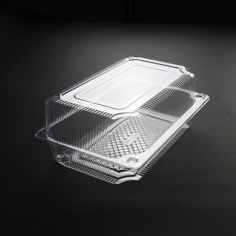Takeaway PET Plastic Box
