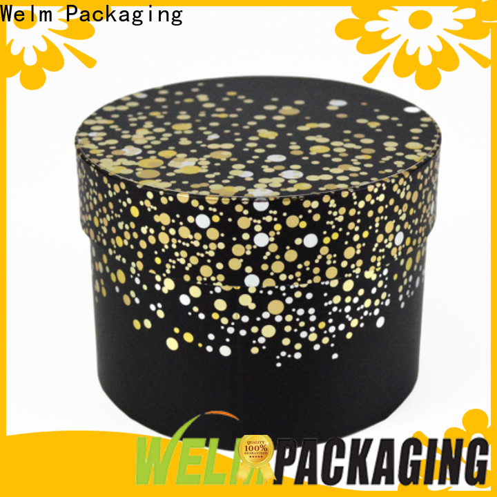 Welm paper box packaging windows for lip stick