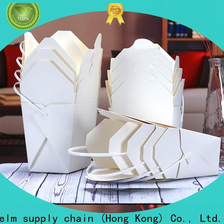 recyclable cardboard burger boxes packing factory for sale