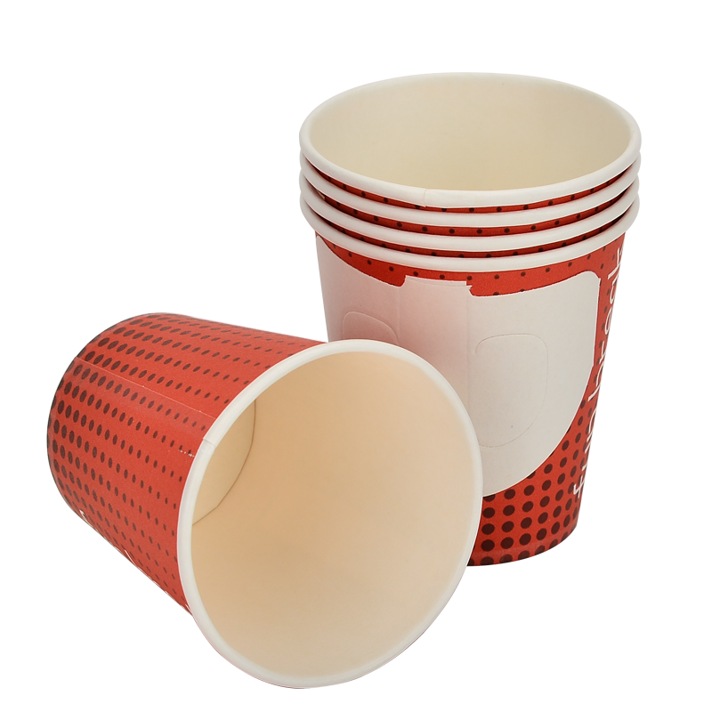 Custom paper cup,hot paper cup,disposable ripple wall paper coffee cup
