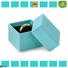 new off white jewelry box magnetic with thank you stickers for children toys