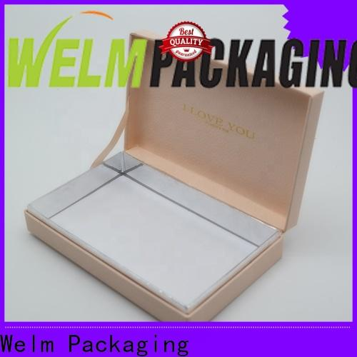Welm windows gift boxes wholesale custom made for sale