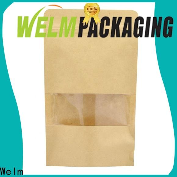 kraft small paper packets brown for gift shopping