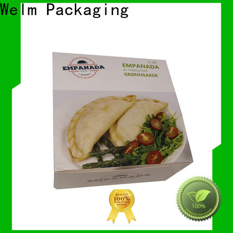 Welm cardboard catering boxes company for pet food