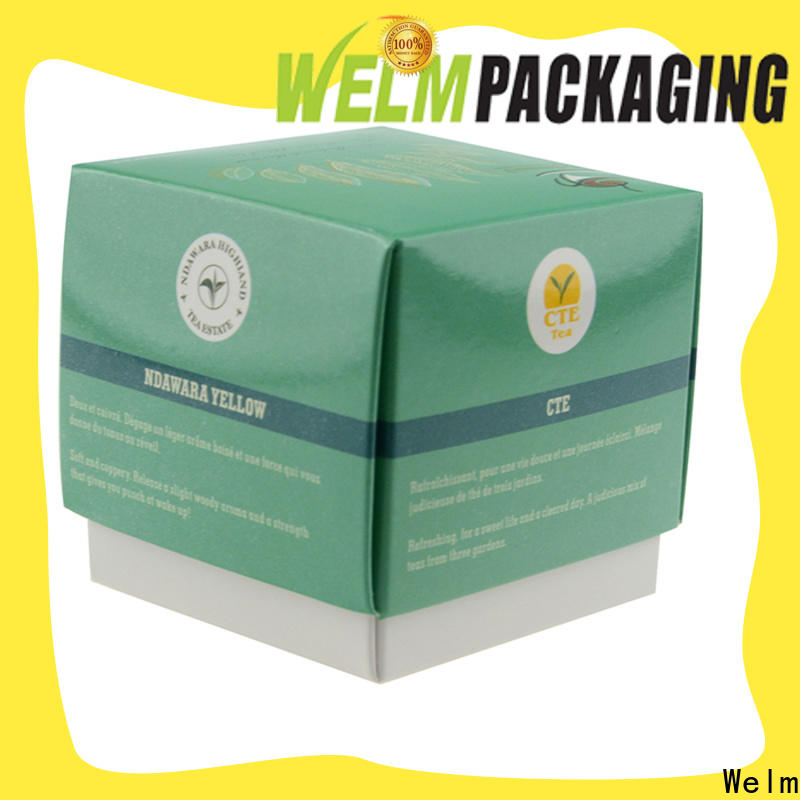 Welm carton freezer packaging boxes company for pet food