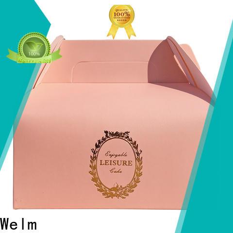 Welm paper takeaway packaging wholesale suppliers for food