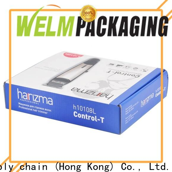 Welm product packing products supply for sale