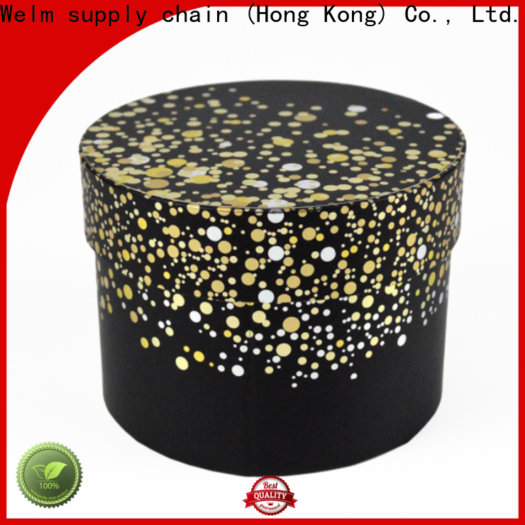 Welm luxury box packaging custom made for lip stick