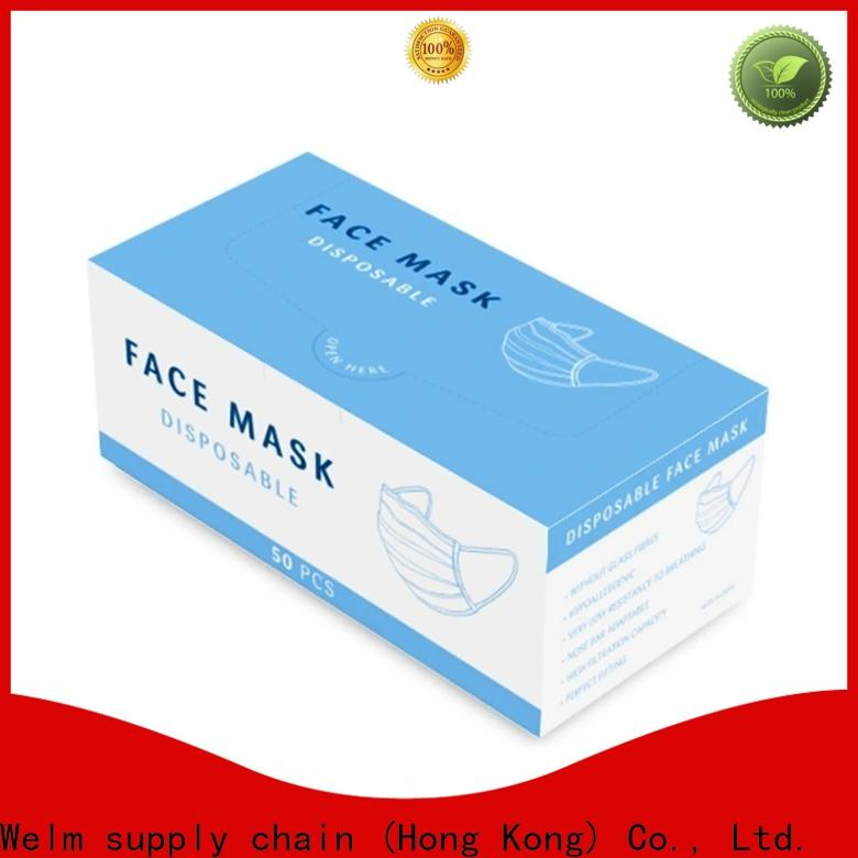 Welm glucose pharmaceutical boxes manufacturer for blood glucose test strips