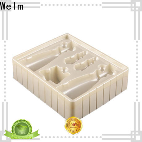 new heat seal blister packaging wheels supermarket fruit display for cosmetics and toy