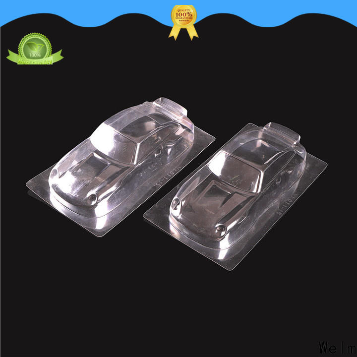 cosmetic blister cup mouse manufacturers for mouse packaging