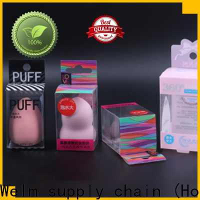 Welm foil beverage packaging supermarket fruit display for cosmetics and toy