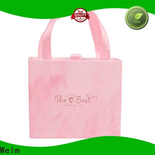 Welm self gift boxes wholesale closure for lip stick