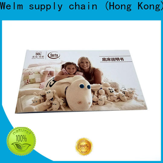 Welm brochure brochure printing china manufacturers for business