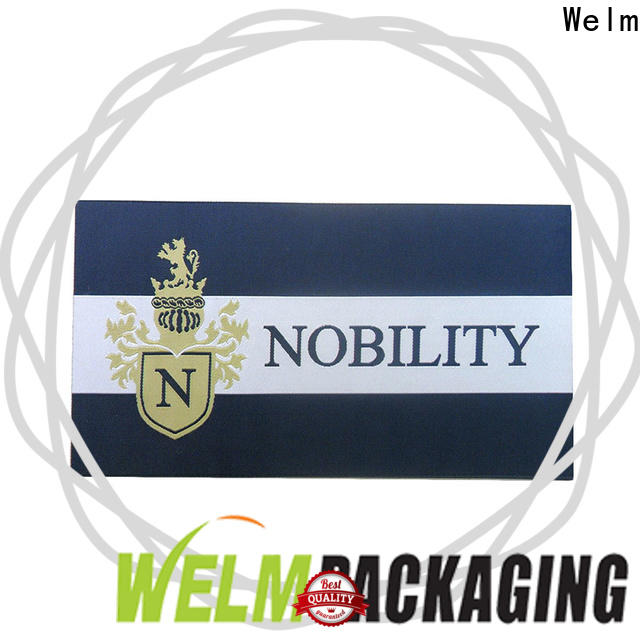 custom small custom stickers waterproof private label for storage