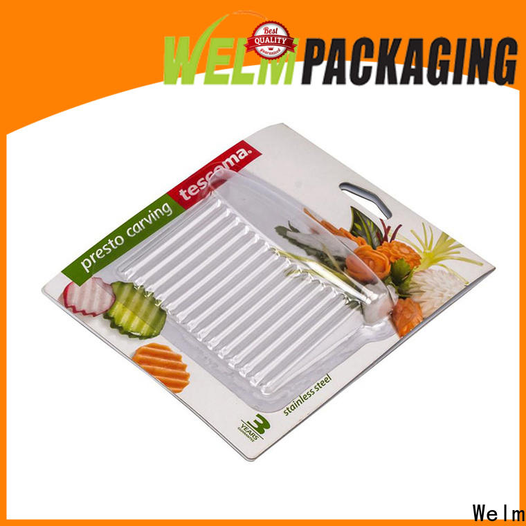 Welm polybag food packaging materials tray liner for hardware tool