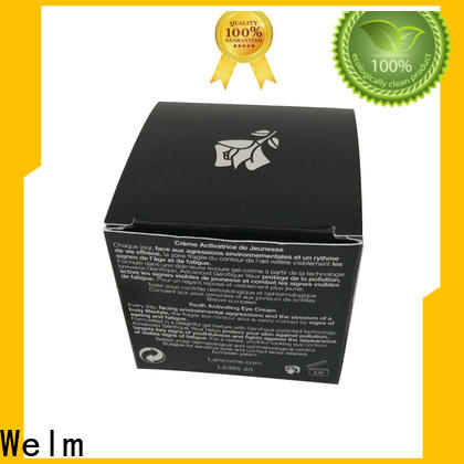 Welm custom decorative shipping boxes supply for lip stick