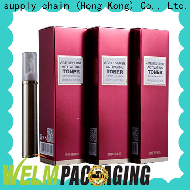 Welm stick custom lipstick packaging factory for sale