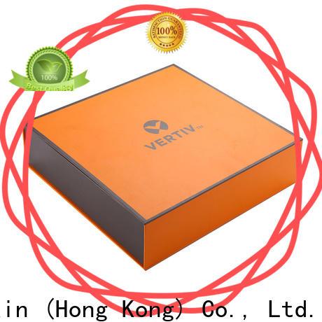 Welm new black paper gift box handmade online