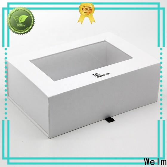 Welm design gift box private label for toy