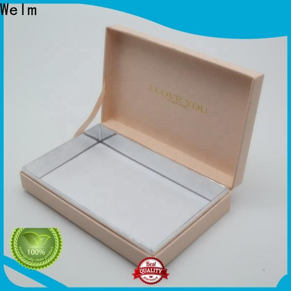 Welm paper jewelry boxes and organizers for screen protector for toy