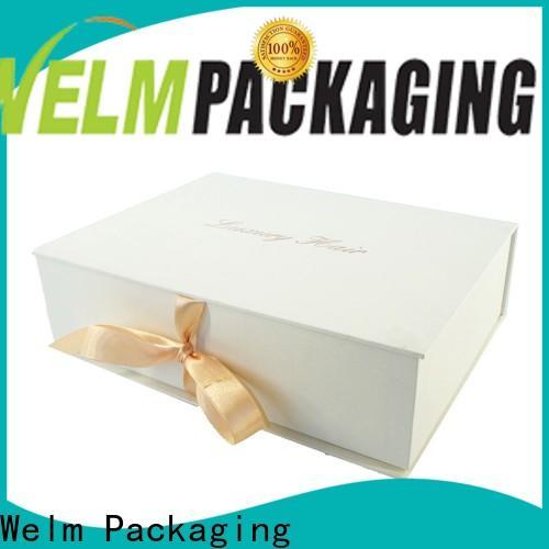 Welm pack custom packaging craft for food
