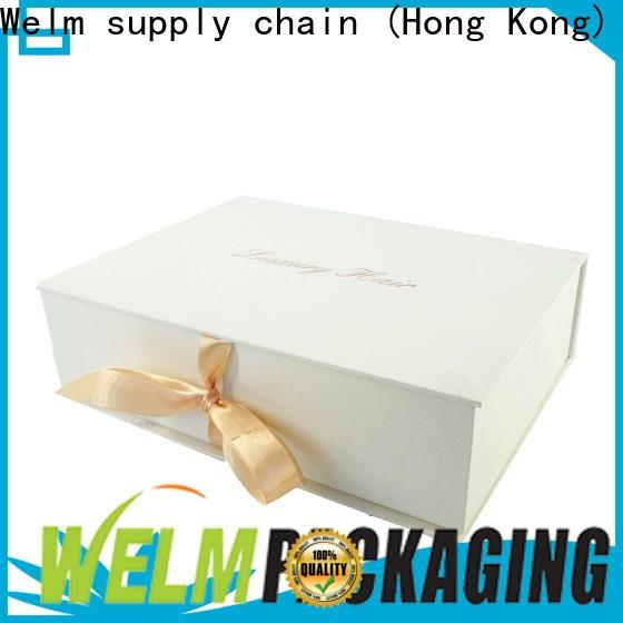 Welm printed box packaging boxes for sale