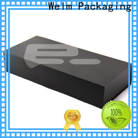 Welm packaging 8x8 gift box manufacturers for gift