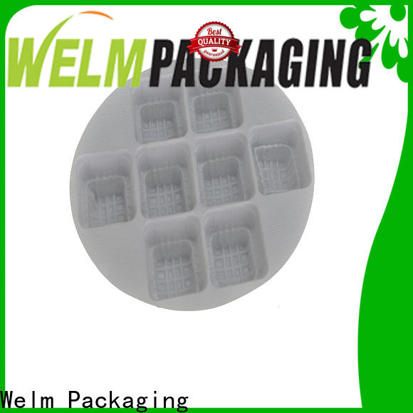 Welm pvc packaging seal company for cosmetics and toy