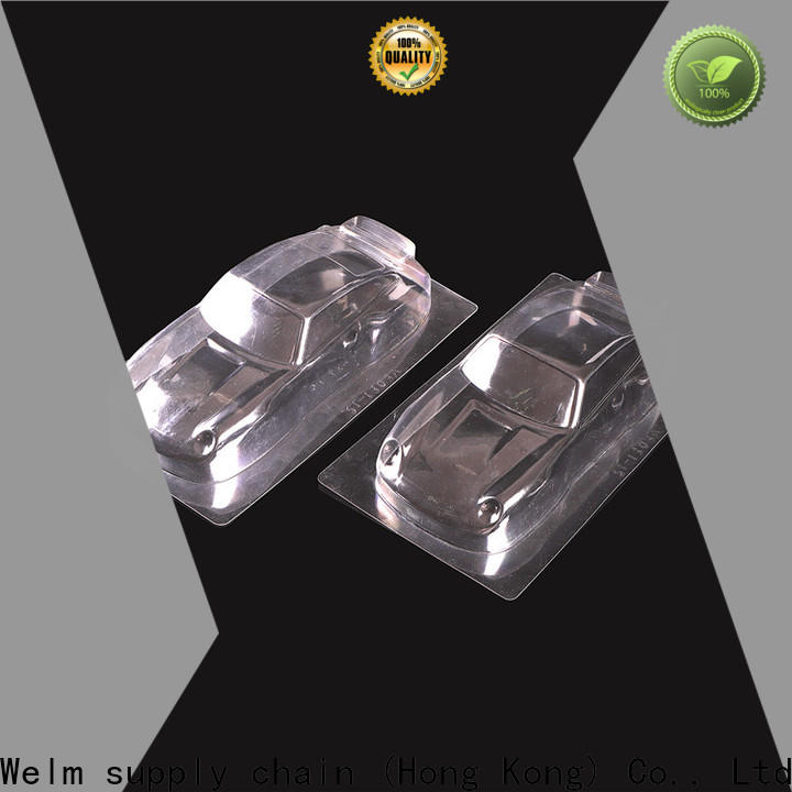 best packing blister tray candle mold for mouse packaging