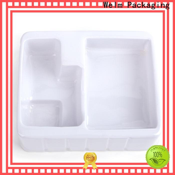 Welm magnetic custom packaging window for food
