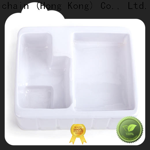 round blister packet polybag suppliers for cosmetics and toy