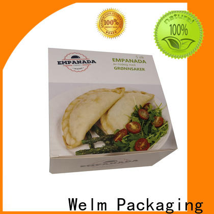 frozen disposable food cartons printing suppliers for food