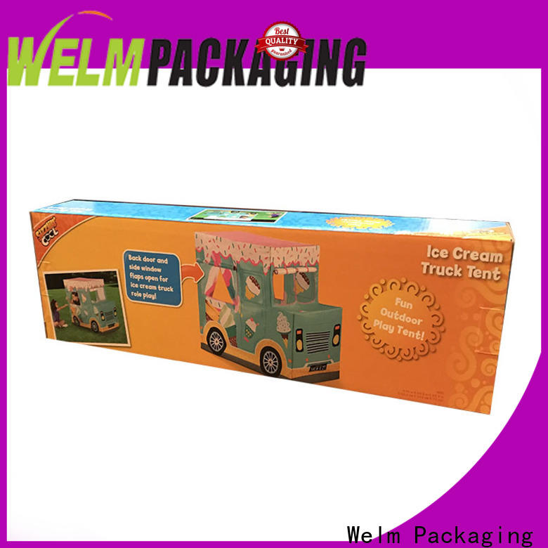 Welm design open toy box supplier for business pen
