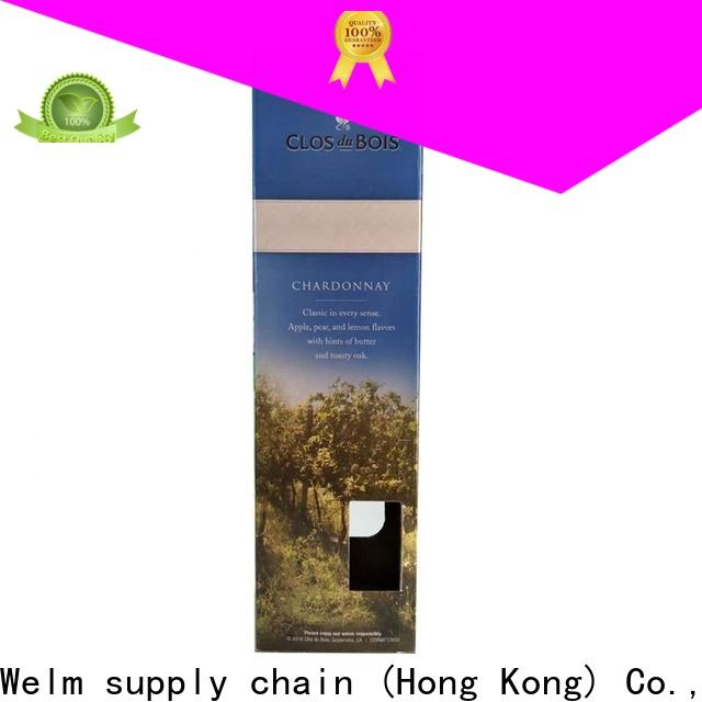cardboard types of packaging materials glucose with reflective material for facial cosmetic