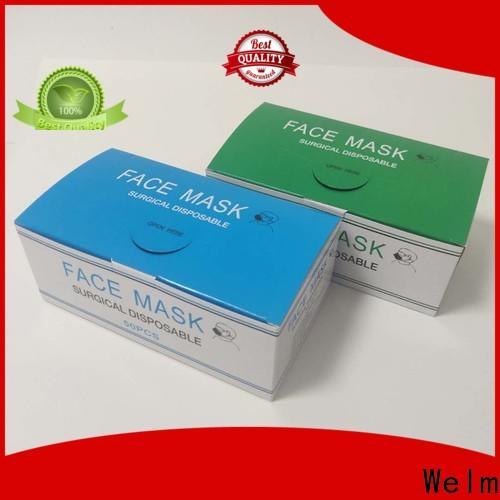 Welm best pharma packaging companies online for facial cosmetic
