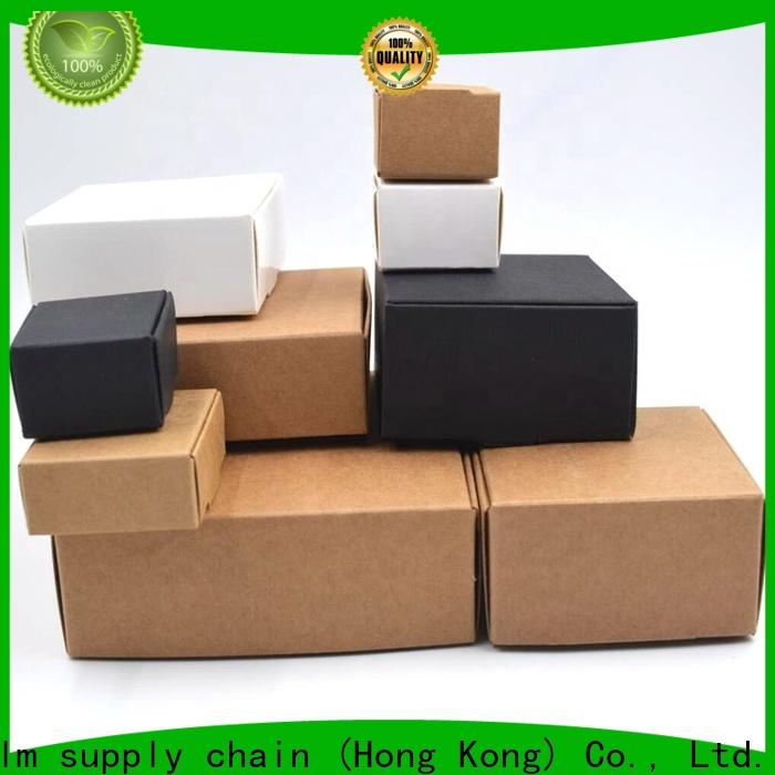 drug Color Printing Packaging box with pvc window for medicine