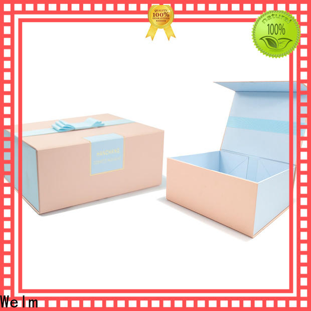 Welm latest present gift box for gift