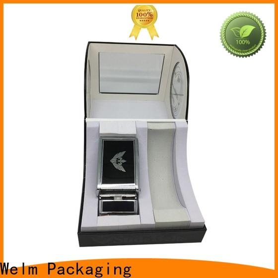 Welm pen cardboard earring boxes factory for food