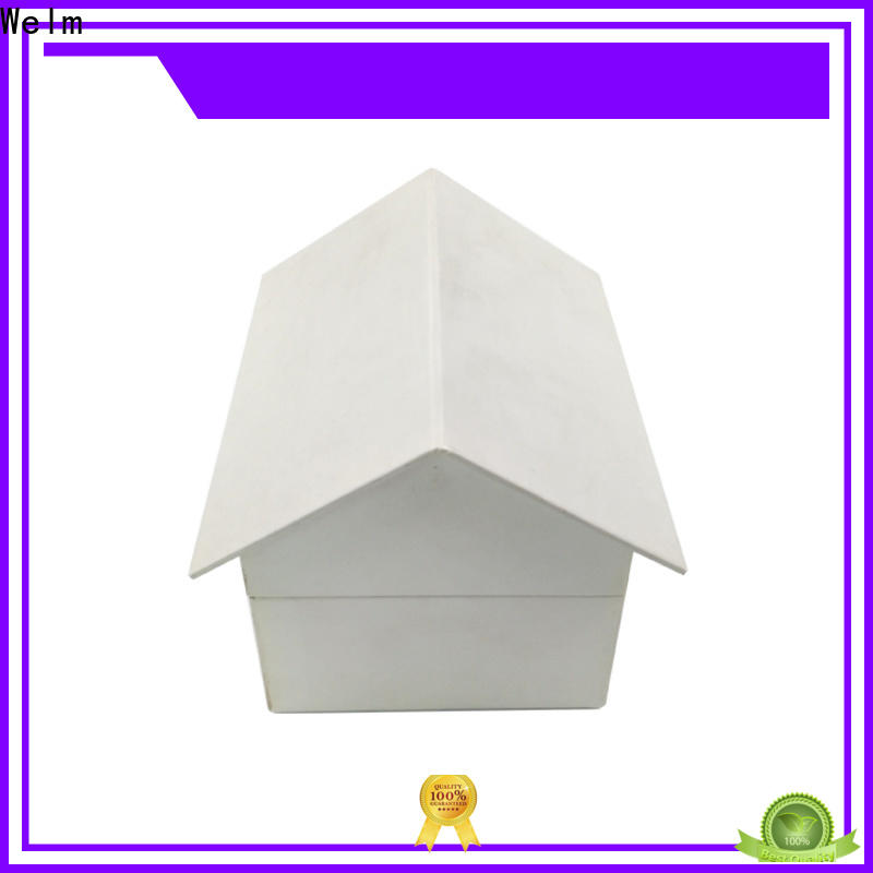 Welm latest product packaging boxes for sale