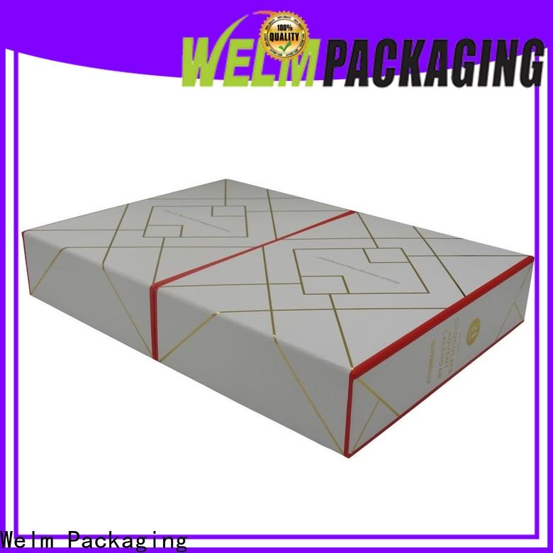 Welm pillow cheap packaging boxes for business for power bank