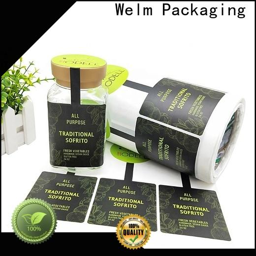 deca personalised sticker printing adhesive supply for bottle