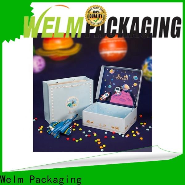 Welm high-quality where can i find gift boxes company for gift