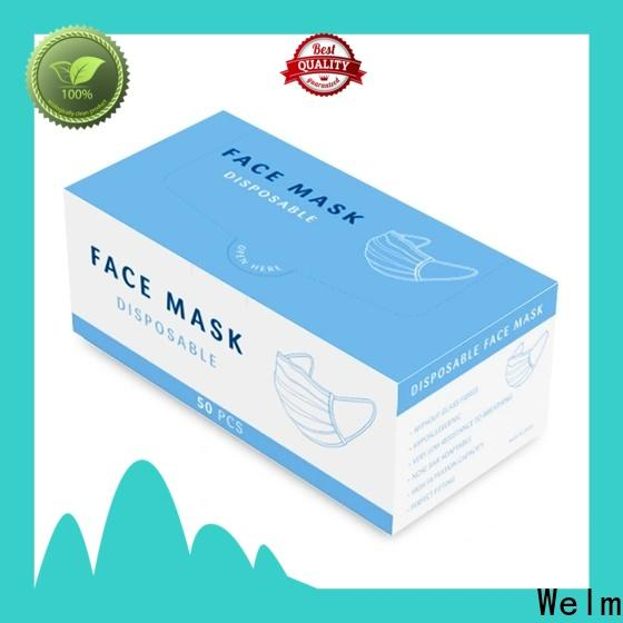 Welm high-quality pharma packaging suppliers supplier for facial cosmetic