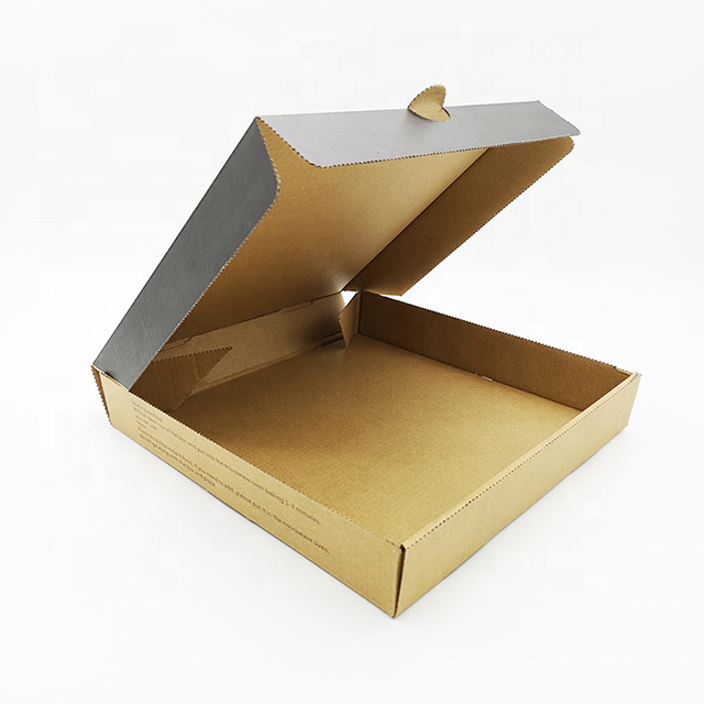 Wholesale Pizza Box Package Carton Supplier Custom Design Printed Packing Bulk Cheap Pizza Boxes with Logo