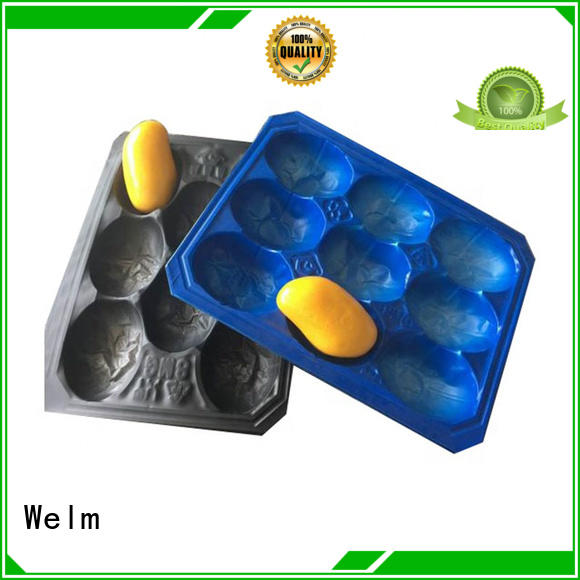Welm ecofriendly blister packaging china for hardware tool