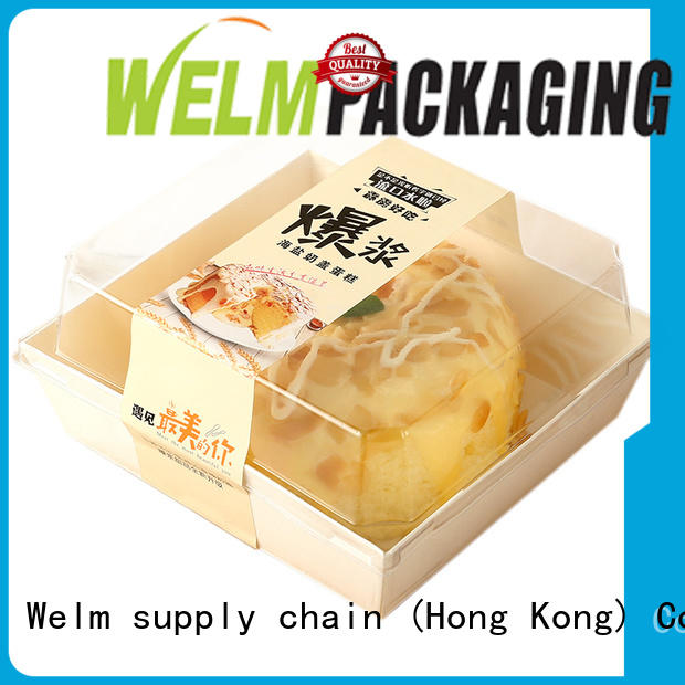 Welm colorprinted custom cardboard boxes manufacturers for sale